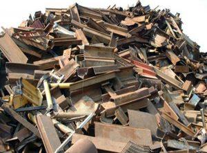 Vas- és lemez hulladék
