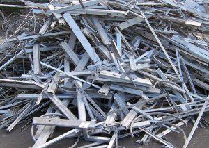 Alumínium hulladék